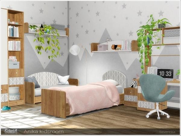 Severinka S Anika Kidsroom The Sims 4 Download Simsdomination